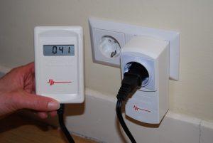 Merilnik umazane elektrike